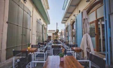 Bar review: Kafe tis Chrysanthis