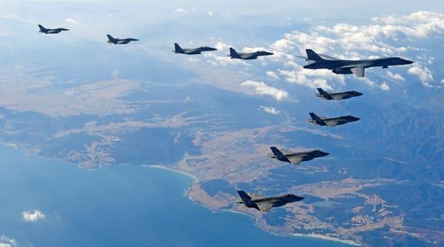 North Korea says US threats make war unavoidable