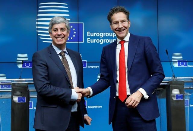 'Ronaldo of finance ministers' becomes new Eurogroup chairman