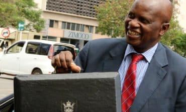 Zimbabwe's Mnangagwa names senior military officials to cabinet posts