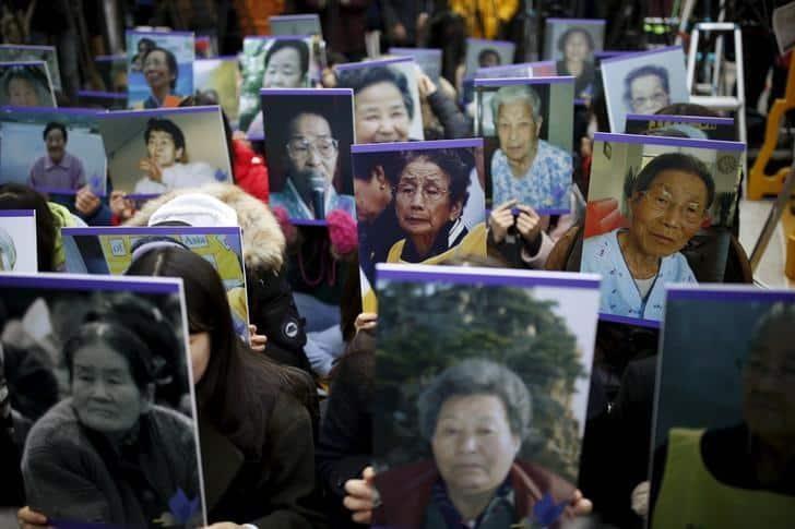 Japan: ties at risk over S. Korea 'comfort women' deal (Update)