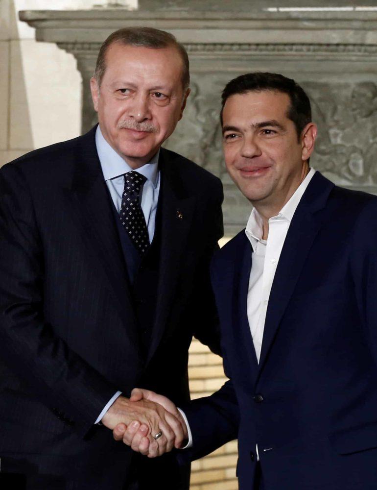 Greece wants speedy return of soldiers who strayed into Turkey (Update)