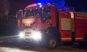 Fire destroys Larnaca nightclub