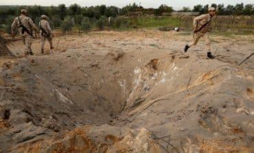 Two dead in Gaza blast, Israeli military denies attack