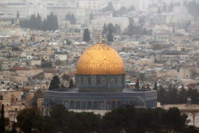 House condemns US move on Jerusalem