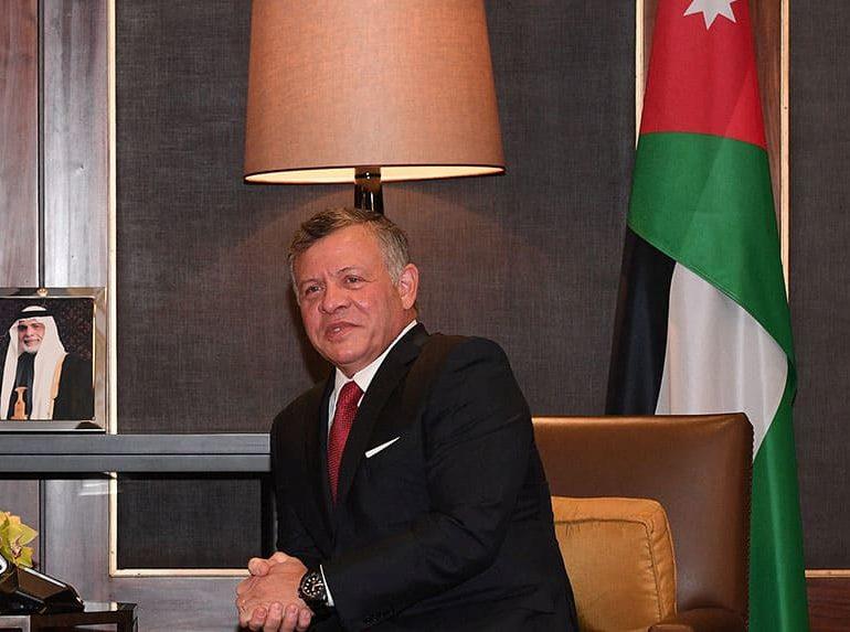 Trump tells Jordan's king he'll move US embassy in Israel to Jerusalem