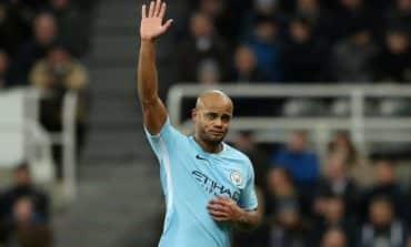 Kompany will be ready for Man City's trip to Palace, says Guardiola