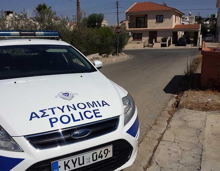 Jewellery worth €25,000 stolen from Larnaca flat