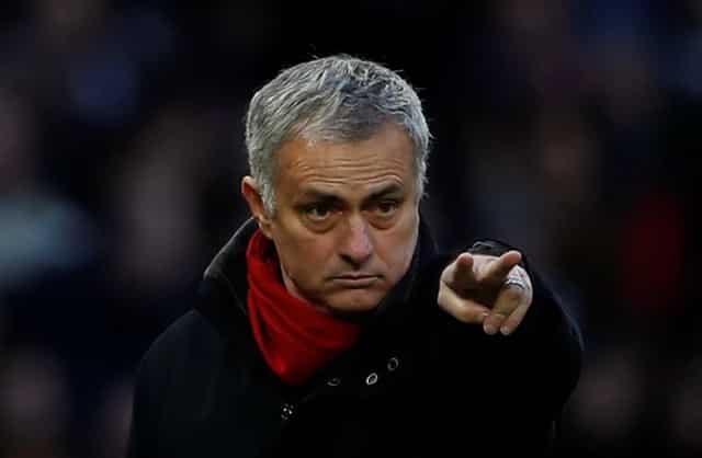Mourinho questions Klopp over Liverpool's Van Dijk signing