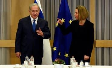 EU tells Netanyahu it rejects Trump's Jerusalem move (Update 2)