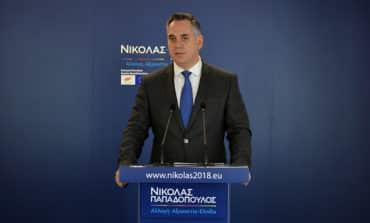 European socialists under fire for pro-Papadopoulos tweet