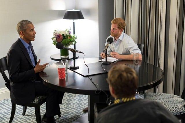 Obama warns society being splintered by online biases (Update)