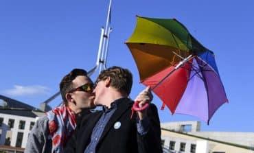 Australia celebrates 'day for love' as it allows same-sex marriage