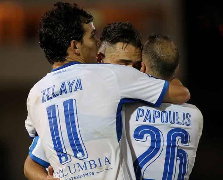 Omonia battle Apollon, AEL face Apoel in championship