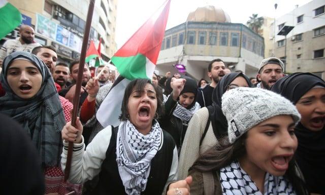 Hamas calls for Palestinian uprising against Israel