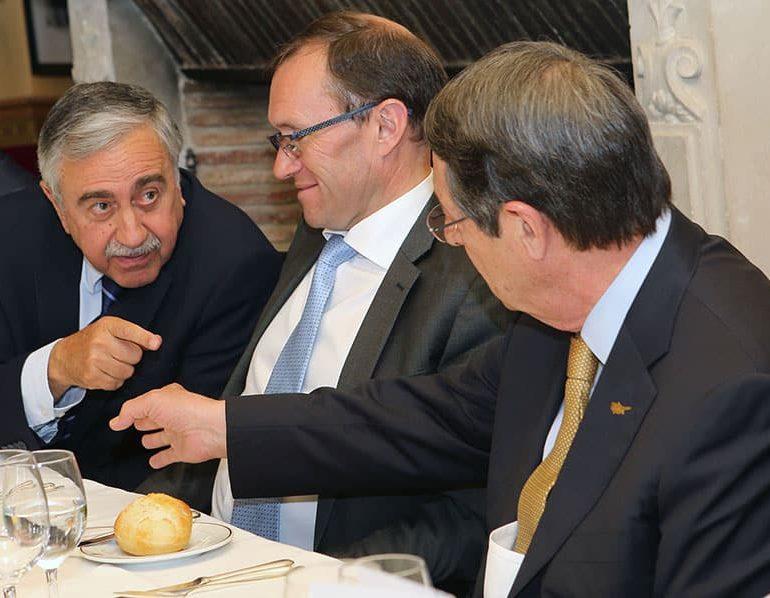 Austria offers to host reunification talks