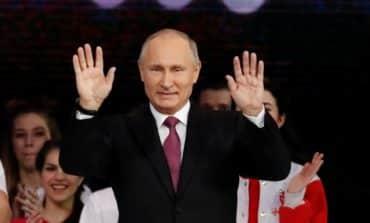 Putin says will seek new presidential term in 2018