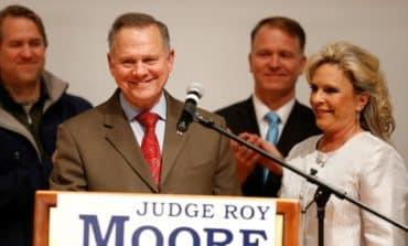Democrat Jones wins US Senate seat in Alabama in blow to Trump