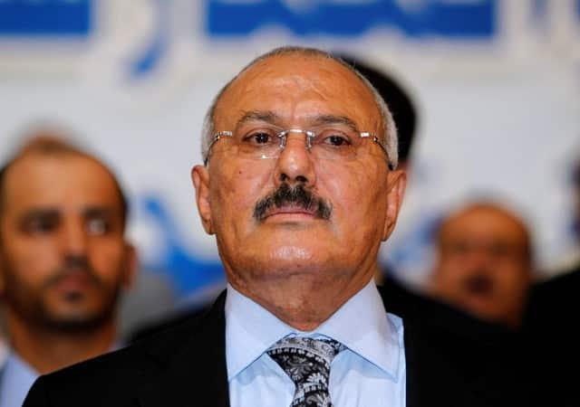 Slain Yemen ex-leader's son calls for revenge: Saudi-owned TV