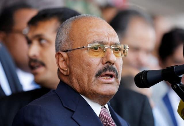 Former Yemen president Saleh killed