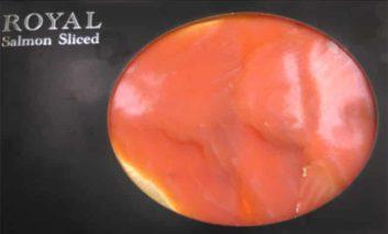 Fake smoked salmon recalled