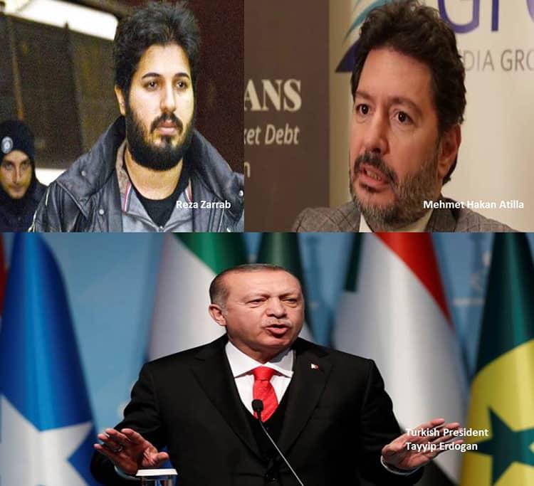Turkish banker accused of helping Iran launder money seeks mistrial