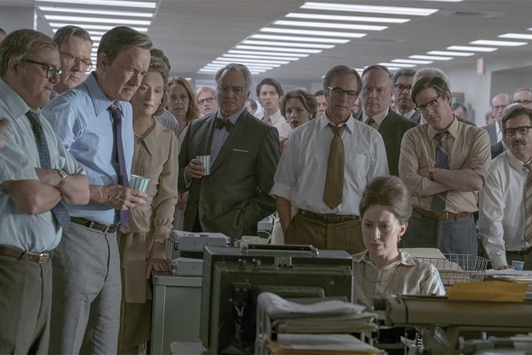 Lebanon bans Steven Spielberg's The Post, citing his ties to Israel