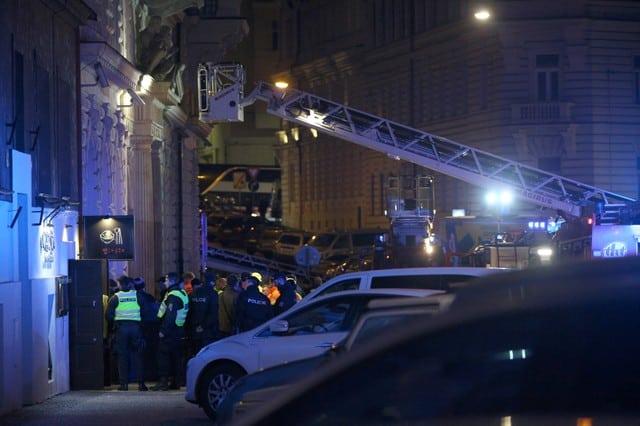 Fourth person dies after Prague hotel fire