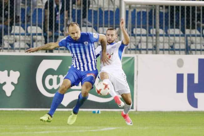 One point separates top four in Cyprus