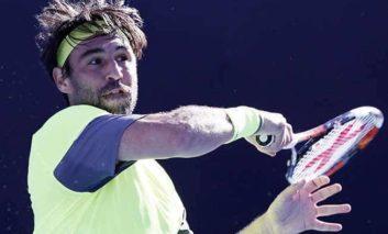 Baghdatis wins Melbourne opener