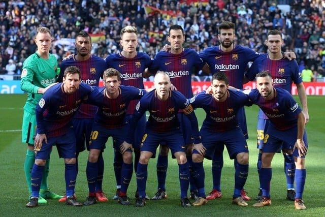 Barcelona edge Real Madrid on TV income