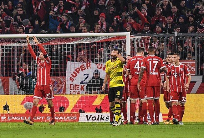 Bayern trio fit for Bundesliga resumption