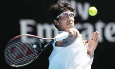 Chung can end 'Big Four' era with semi-final win