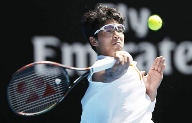Chung can end 'Big Four' era with semi-final win