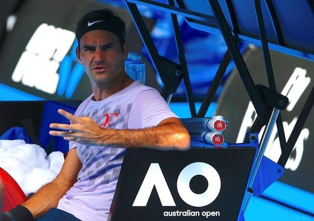 Federer to begin title defence against Bedene