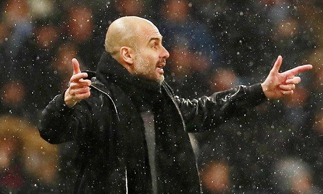 Festive fixtures will kill players, says Guardiola