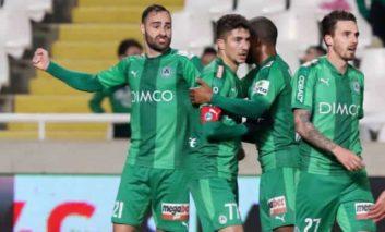 Omonia enjoy big win over Salamina