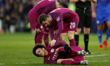 Guardiola demands protection for players after Sane injury
