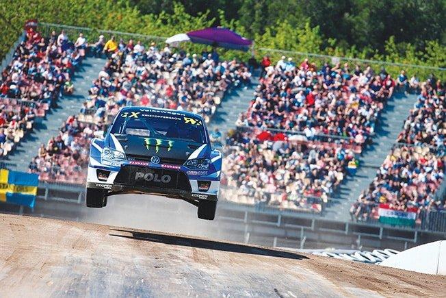 Record year for Volkswagen motorsport