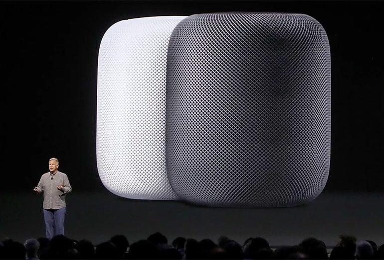 Apple launches HomePod voice speaker, takes on Google, Amazon