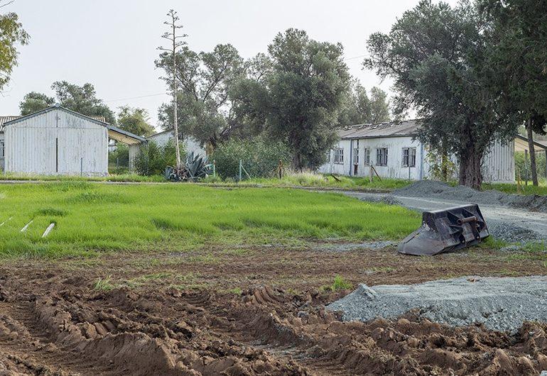 Demolition of asbestos-riddled estate underway