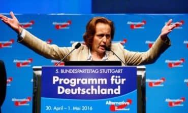 German police accuse AfD lawmaker of incitement over tweet