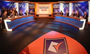 Presidential candidates cross swords in TV debate (Update 2)