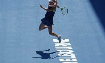 Wozniacki survives scare to reach maiden Melbourne final