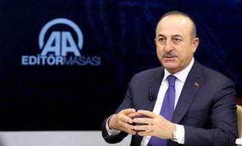 'Presidential' system in north possible, says Turkish FM Cavusoglu