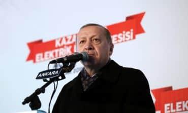 Erdogan vows to 'strangle' US-backed Kurdish force
