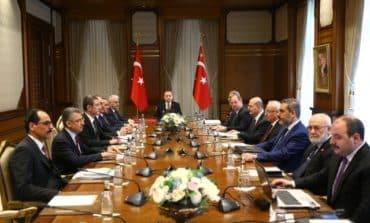 Turkey seeks no clash with Russia, Syria, US, but will pursue goals