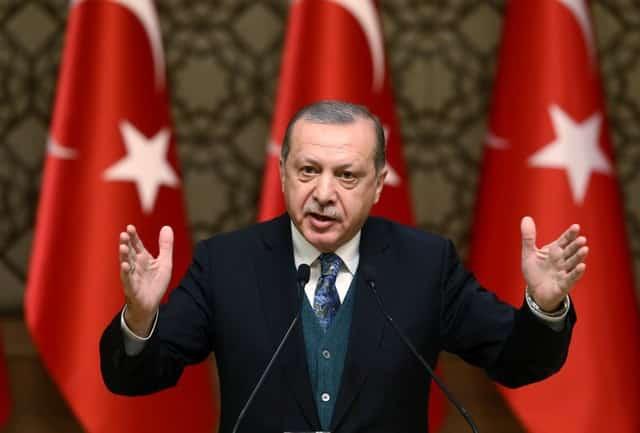 'World is doomed': Erdogan denounces US justice