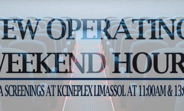What's New at K Cineplex Limassol!