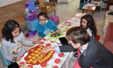 Learning refuge helping refugees in Paphos